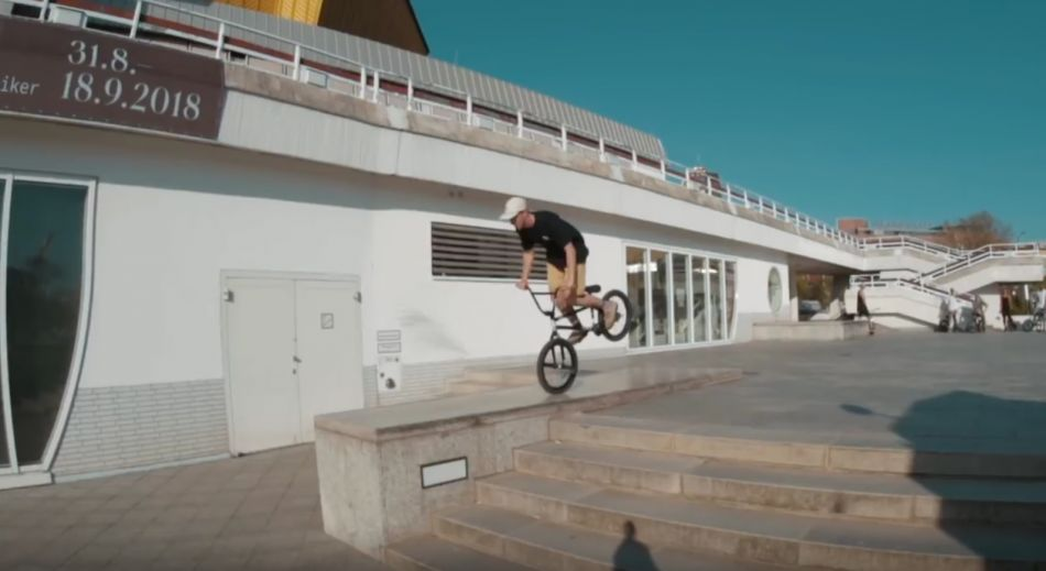 Autum BMX Street Jam in Berlin by freedombmx