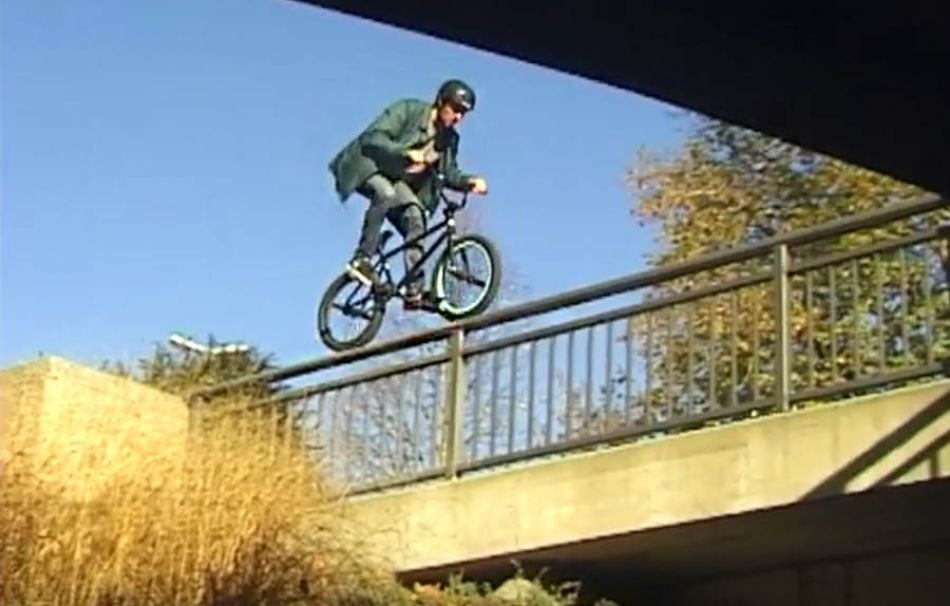 Bad News – Christian Gattinger BMX Street Edit by freedombmx