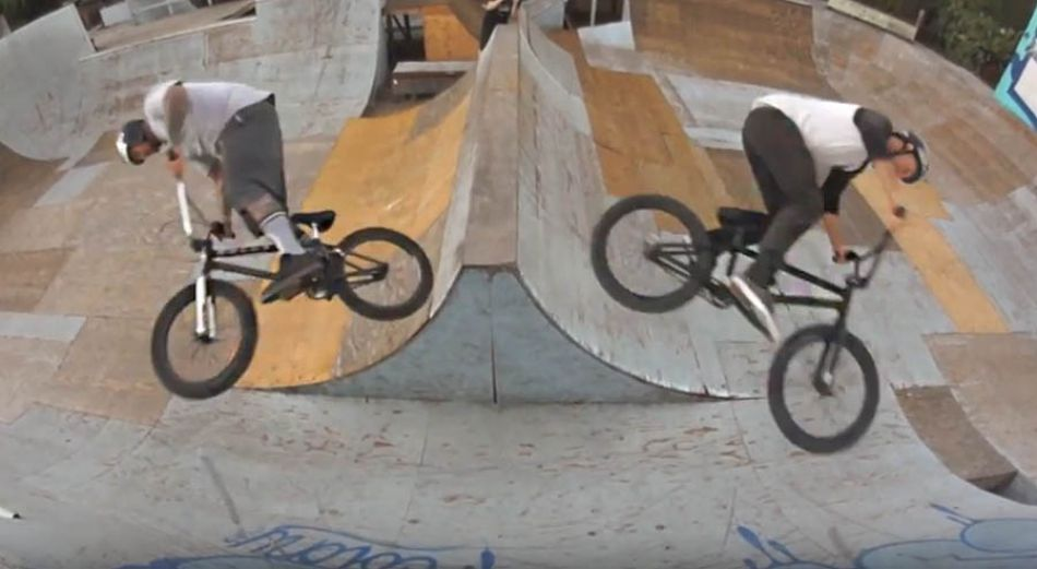 Same Old Scene // A Video Loosely Centered around BMX & Skate in San Diego, CA by Paul Covey