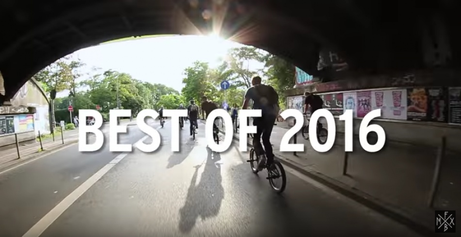 Best of freedombmx 2016 by freedombmx
