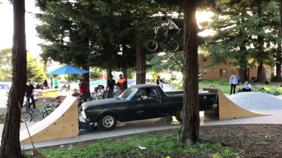 Richmond bmx jam 2017 from Aaron Parsons