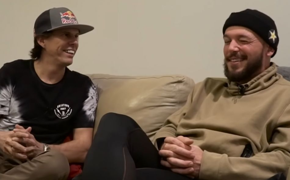 Daniel Dhers Interviews Nick Bruce by Vital BMX