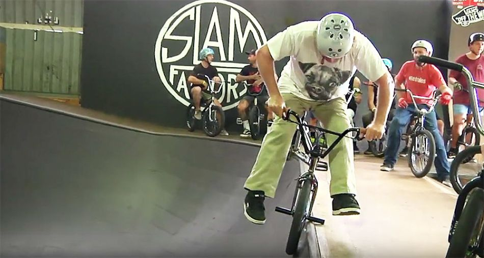 Slam Factory Jam - Colony BMX
