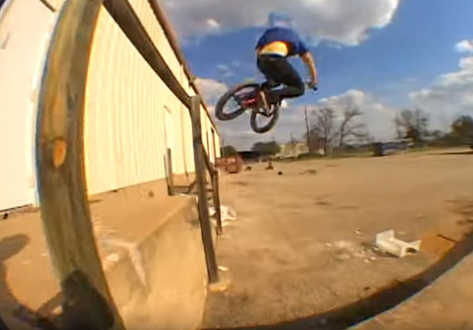 Ryan Lamont - Bone Deth 'Too Fast for Food' Section