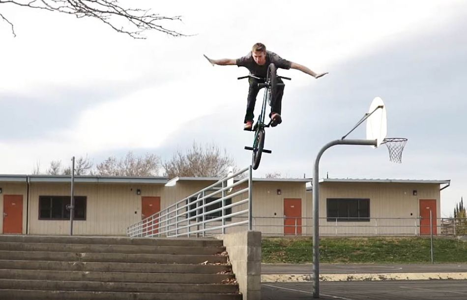 S&M BMX - Mike Stahl 2020!