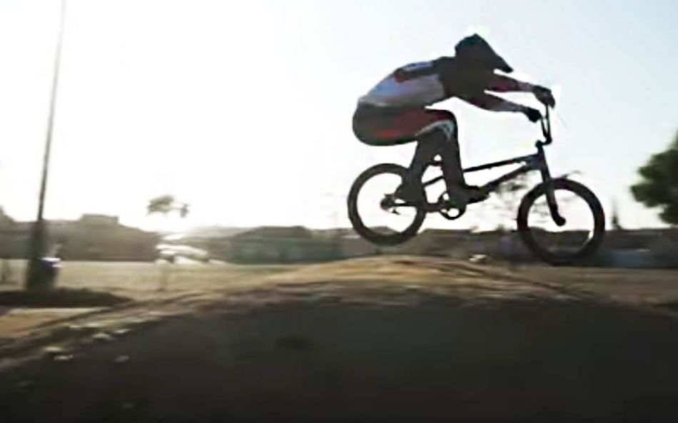 2020 BMX RACING - MORNING RIDE IN EL CAMPELLO, SPAIN by Justin Kimmann
