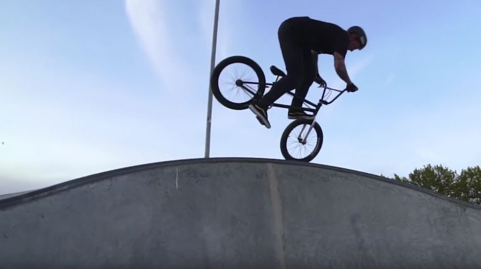 ASH FINLAY BMX EDIT 2018 by The bmxican