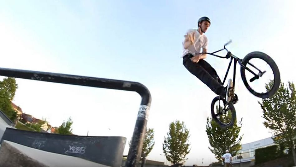 One Dude One Day: Tom Weikert by freedombmx