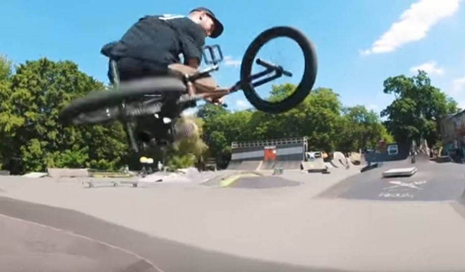 kunstform BMX @ Highway to Hill 2019 by freedombmx