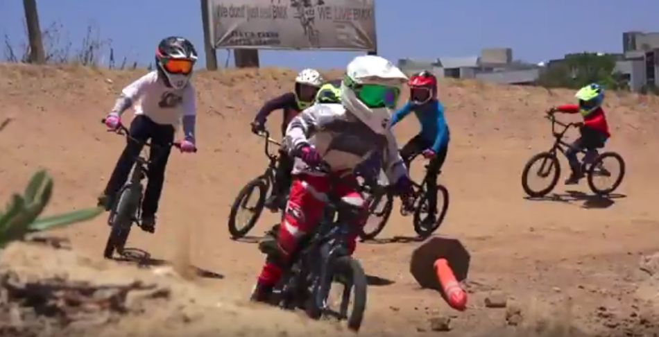 "YMCA ""BMX Pro for a Week"" Summer Camp"