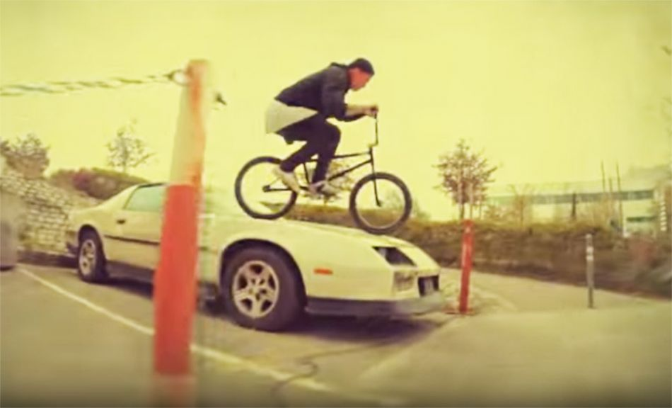 BMX Street: Nils Jacob – Welcome to 360 Grad Sportshop by freedombmx