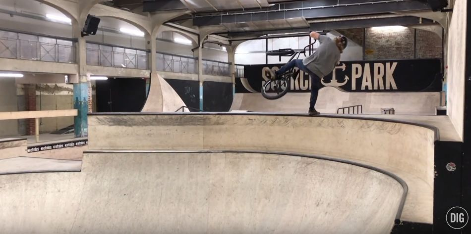 IN THE CUT - Greg Illingworth: Source Park Lock-In by DIG BMX Official
