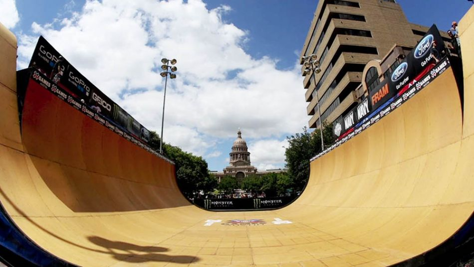 20 Years of X Games by Skatelite