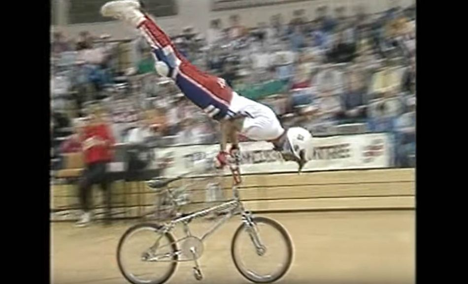 Rich Sigur - flatland - International BMX Beat- 1986 by Dennyd71