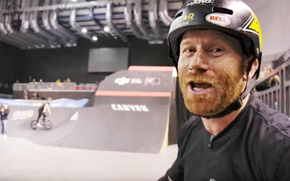 MIC'D UP WITH RYAN NYQUIST - SIMPLE SESSION 2020 by Our BMX