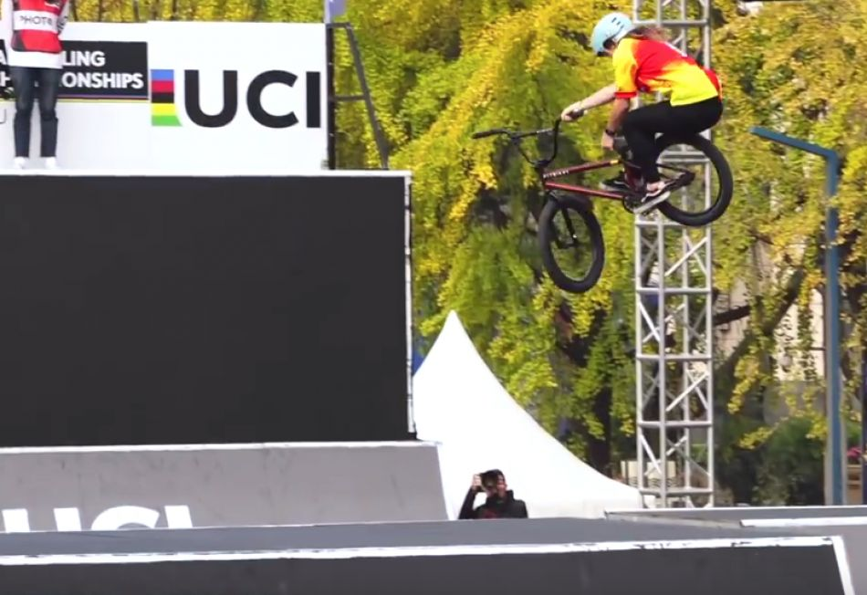 2018 UCI Urban World Championships - Women's Highlights by Vital BMX