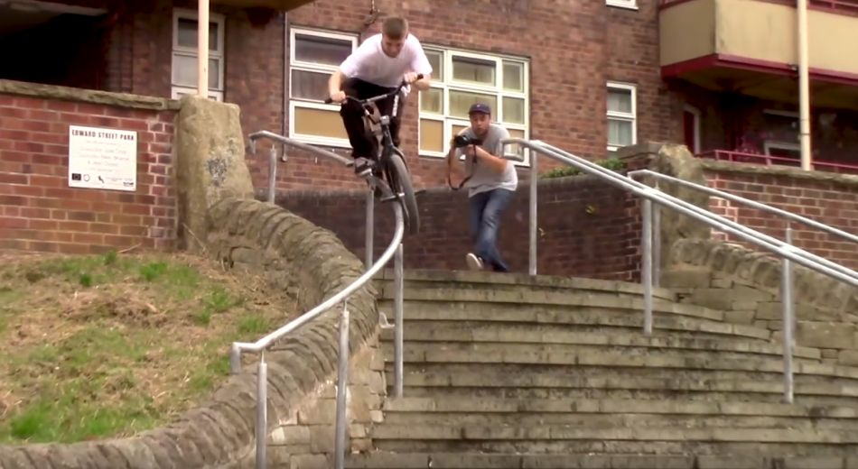 Welcome to Proper - Brandon Steele by Waller BMX
