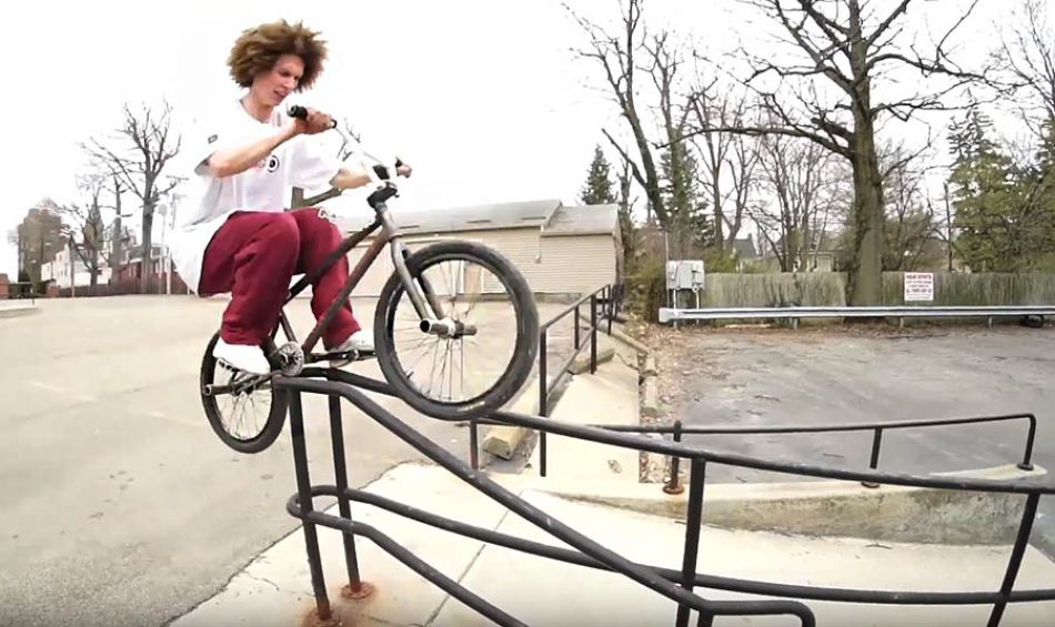 Pasha Sitko is the best biker on earth by BMXFU