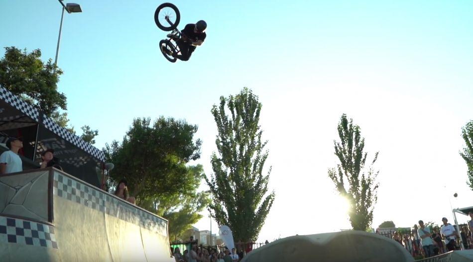 b2ddfe271a HIGH AIR JAM - 2018 VANS BMX PRO CUP MALAGA by Ride BMX