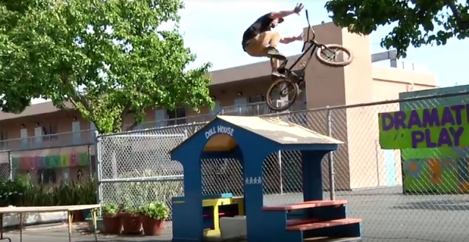 "MORGAN LONG'S ""BIRD'S EYE"" PRO PART 