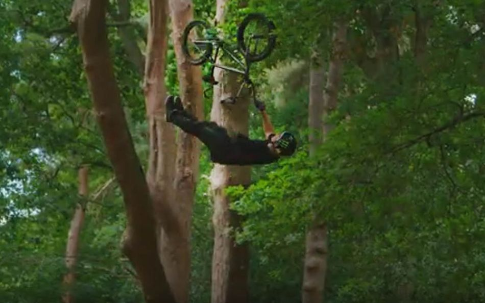 BEN WALLACE - DIRT by Mongoose Bikes