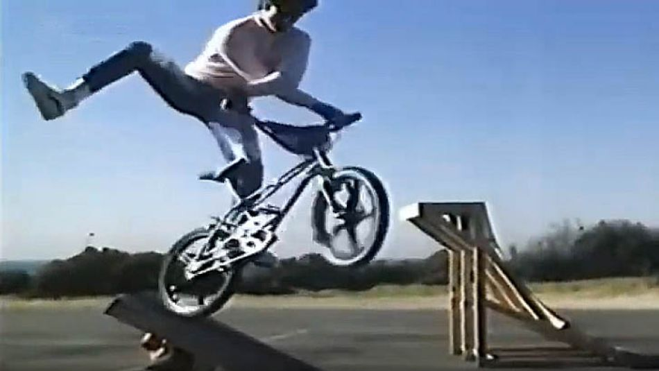 BOB HARO 'Wonder World' BMX Australia by The Stuntabiker