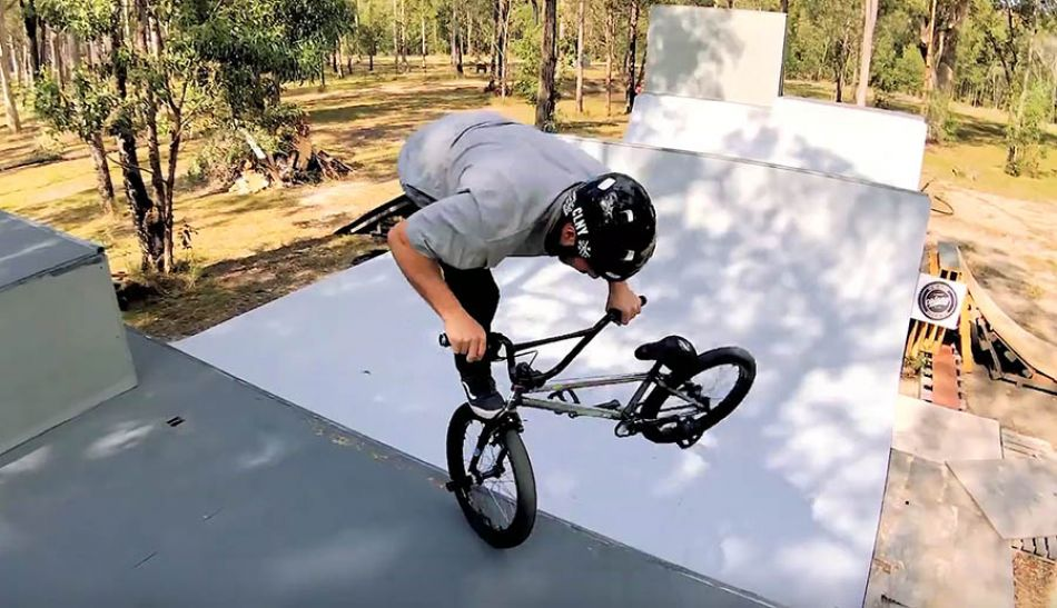 Paterico Fallico - Front End Session - Colony BMX
