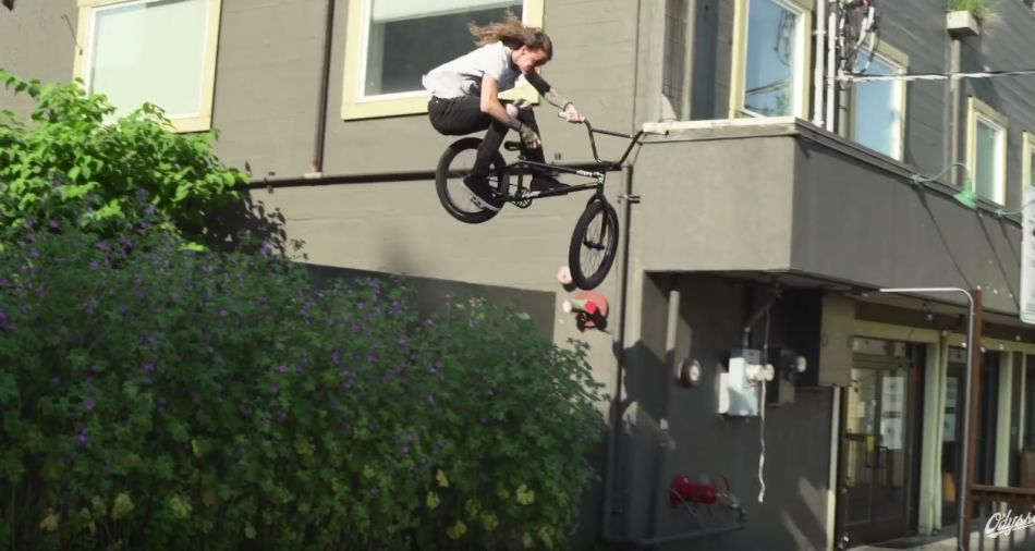 BMX / Tom Dugan - 48 Hours in Seattle by Odyssey Bmx