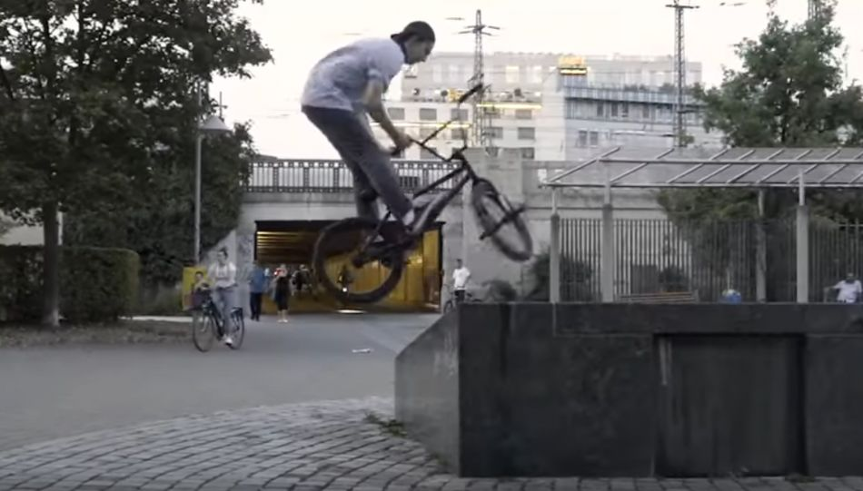 Artur Meister Welcome To The Germany Fam! - Traffic BMX / Kink BMX