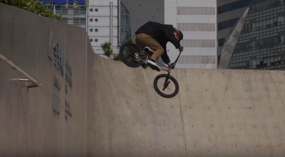 VANS BMX STREET DRAGON TOUR — DAY FOUR — SOUTH KOREA