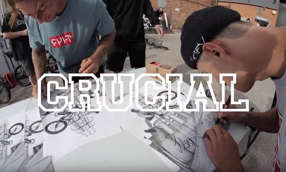 Crucial x Cult Crew | BMX Shop Jam by Ride UK BMX