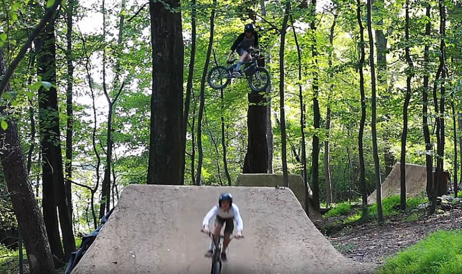 """This young BMX family is doing it right!"" The Halahans x Profile 'STACKING MOMENTUM'"