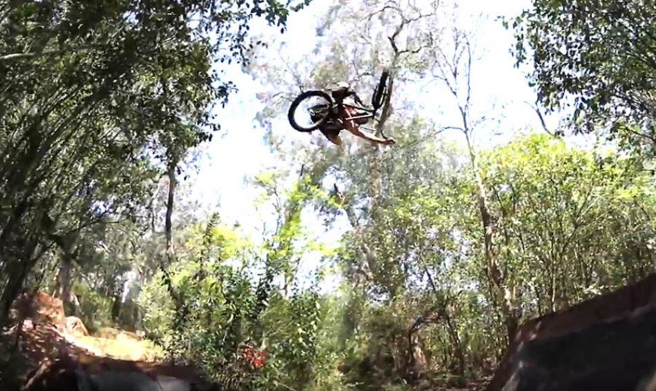 Ryan Saville - FBM x Hell on Wheels by Angus Cairney