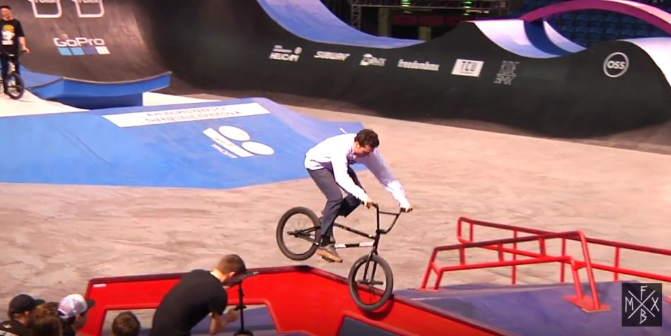 Simple Session 2018: Bruno Hoffmann – 1st Place Qualifier in BMX Street by Freedom