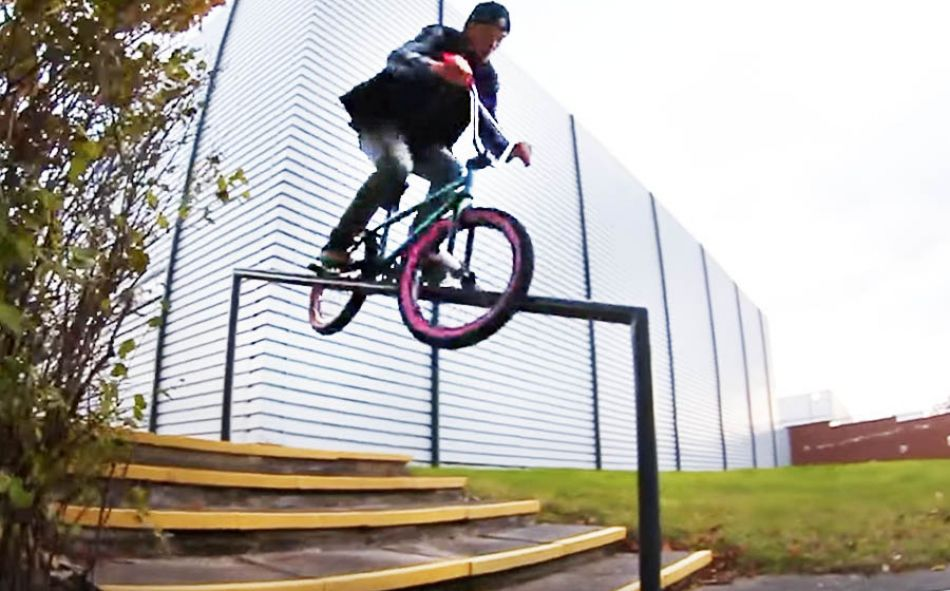 S&M BMX - Harry Barrett 2021