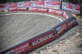 LIVE ON FATBMX: UCI BMX SX World Cup Verona, Italy. Round 1