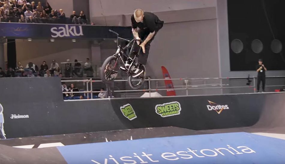FELIX PRANGENBERG WINS STREET! SIMPLE SESSION 2020 by Our BMX