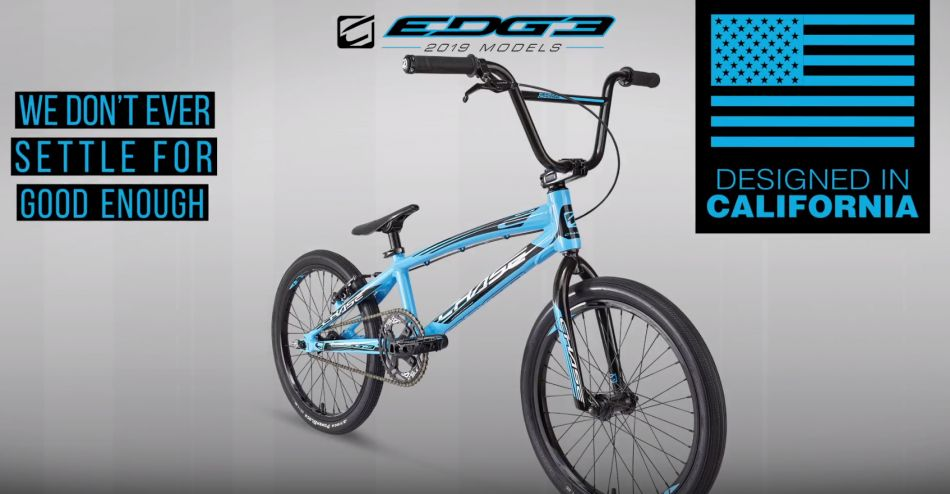 CHASE BMX EDGE 2019 Complete Bike Intro!