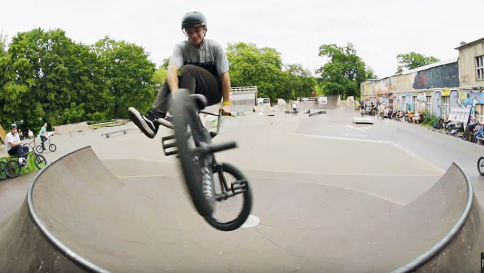 Highway to Hill 2019 @ Mellowpark Berlin | freedombmx