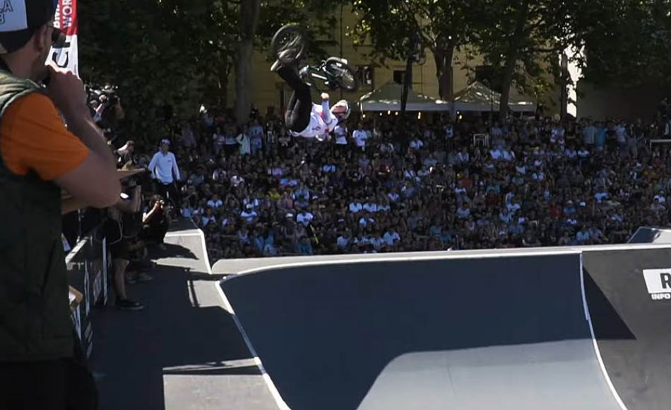 2019 FISE: Montpellier - The Bangers by Vital BMX