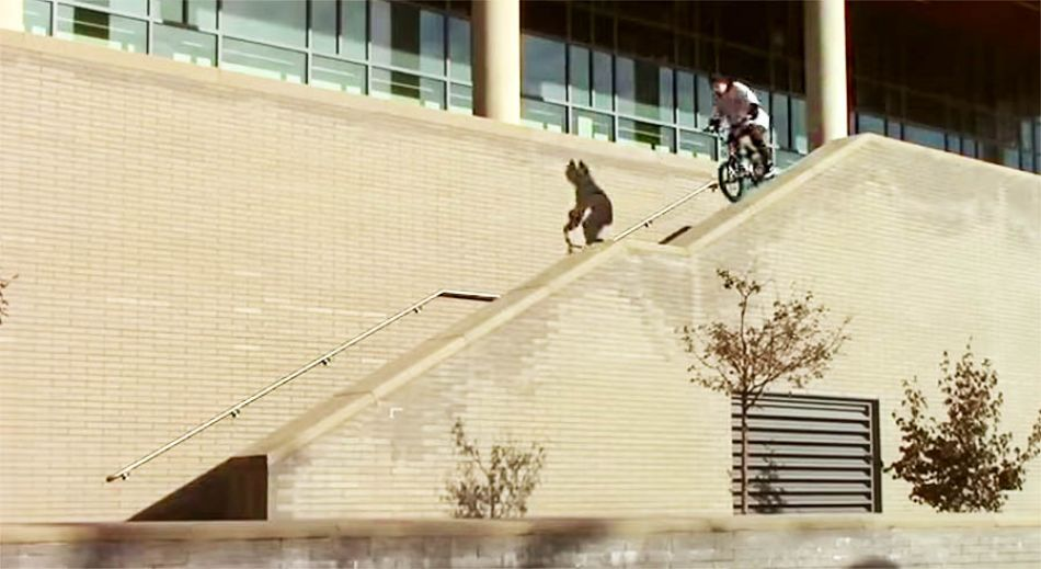 BMX / Trent Lutzke - Welcome to Sunday Flow by Sunday Bikes
