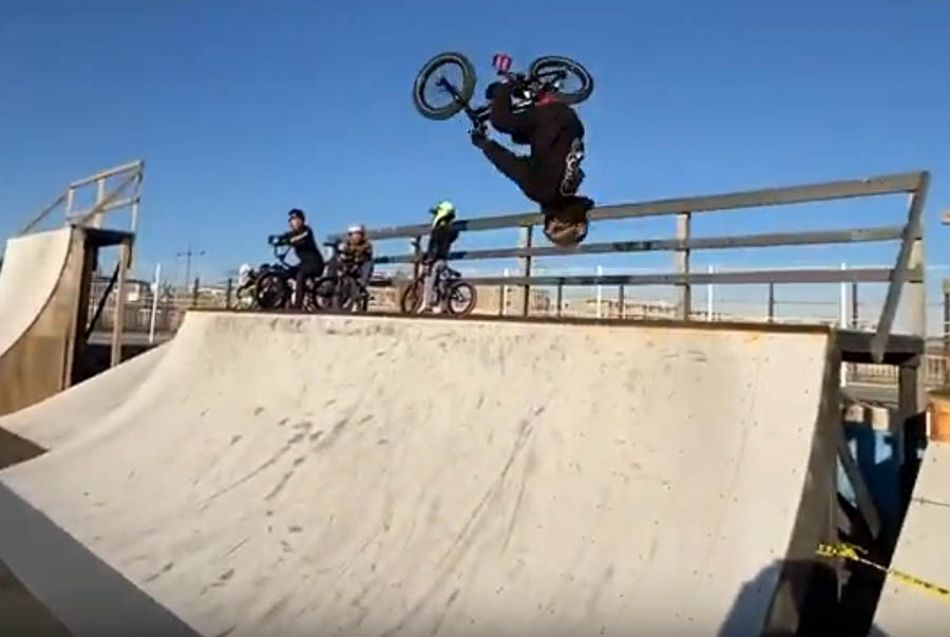 FATBMX KIDS: FLAIR LANDED BY 9 YEAR OLD by Koastal
