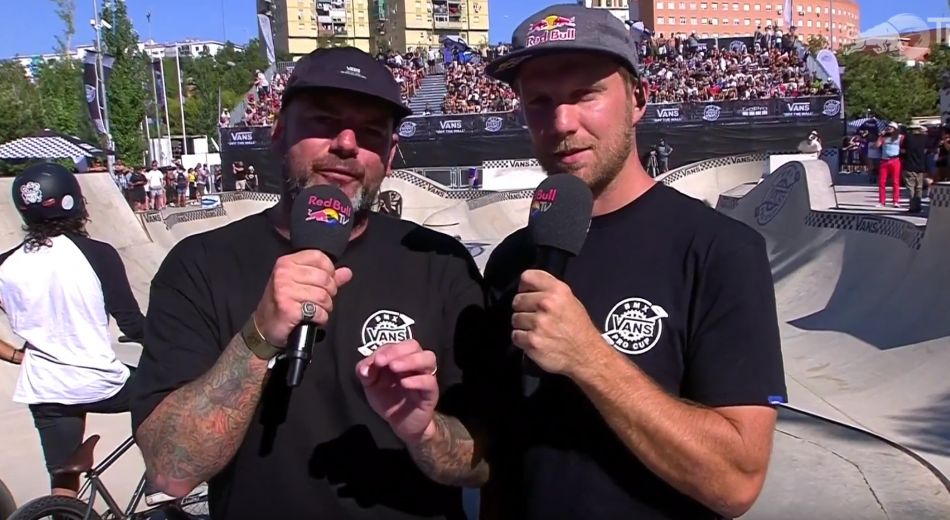 Vans BMX Pro Cup 2018 - LIVE Men's Final from Malaga, Spain by Red Bull Bike