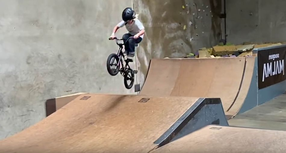 FIVE YEAR OLD REID CASEY IS CRAZY by Pat Casey