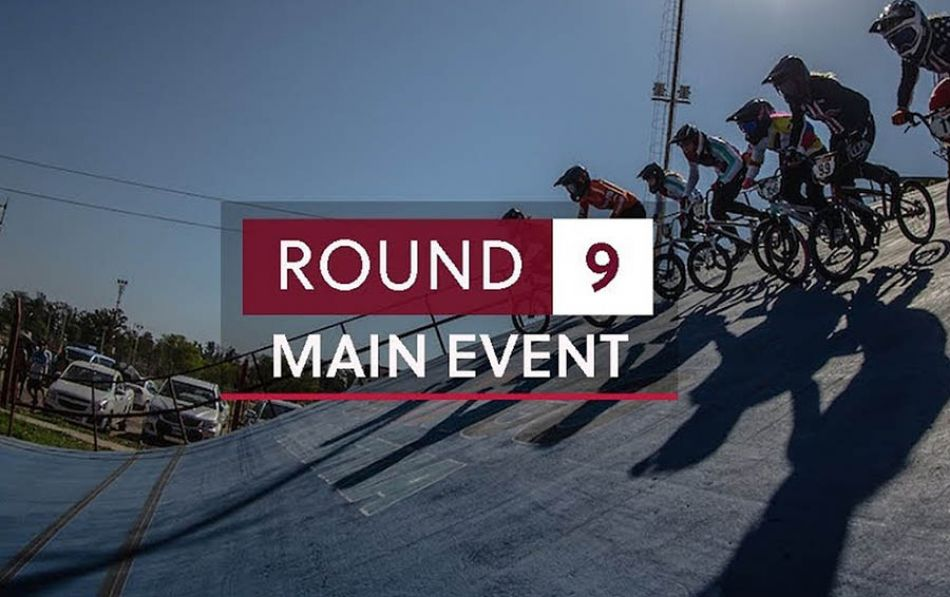 2019 UCI BMX SX World Cup SDE, Argentina LIVE - RD9 - Main Event by bmxlivetv