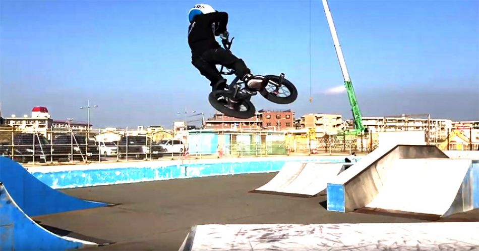 BMX bike trip to JAPAN! by Bmx Caiden