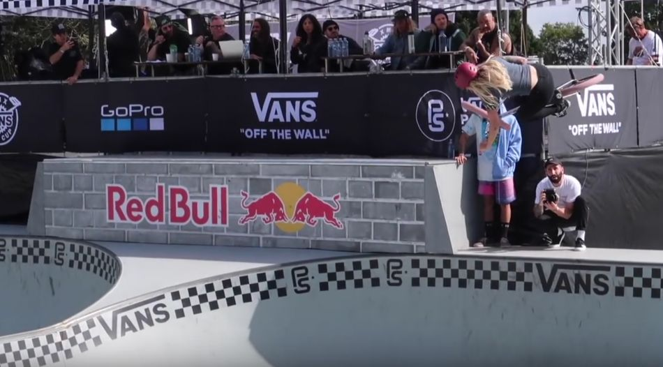 BEST BMX BOWL CONTEST EVER! by Scotty Cranmer