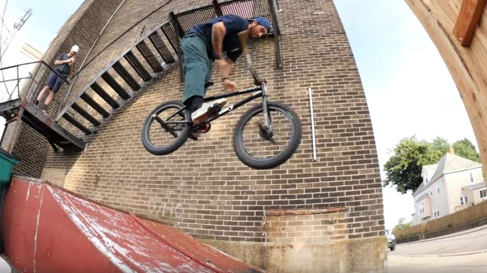 MERRITT BMX - Welcome Back Brett Silva!