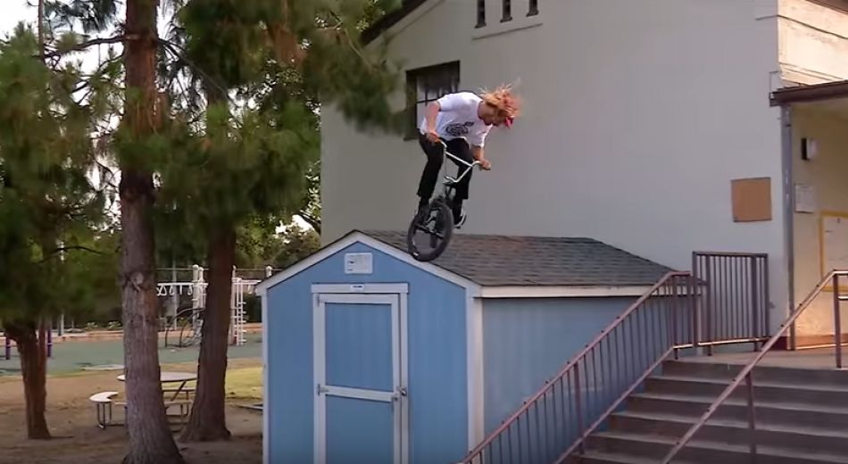 TY MORROW ON ÉCLAT by DIG BMX Official