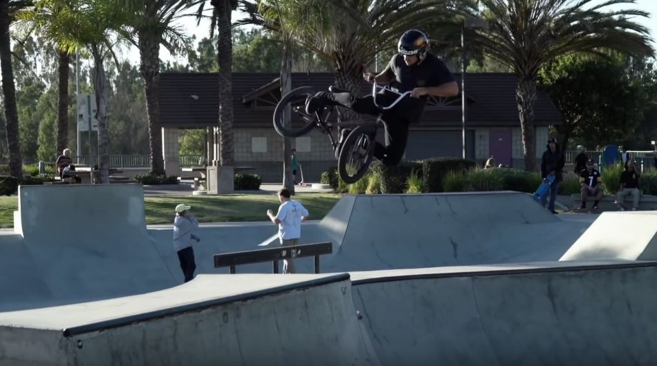 Spend the day with Nathan Sykes - Colony BMX